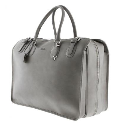 "Luggage bag  ""595 Turismo"" Ash Grey"