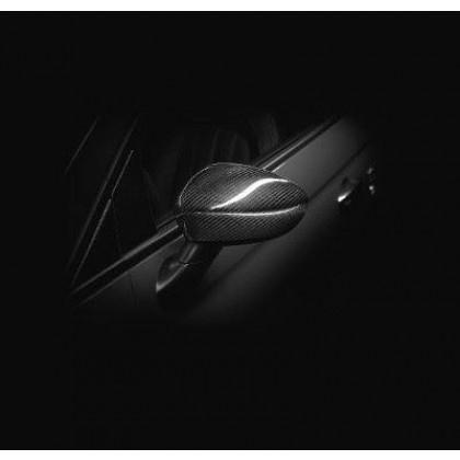 595/595c/Turismo/Competizione Side Mirror Covers - Carbon Fibre