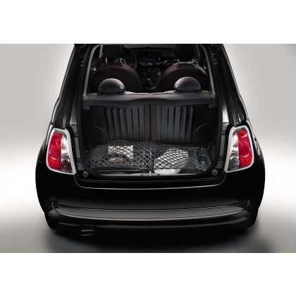 595/Abarth 595 Storage Load Secure Boot Net Cargo - Floor net