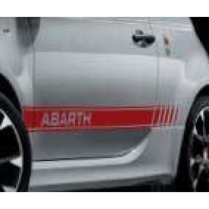 595/595c/Turismo/Competizione - Side Stripes/Decals - Red