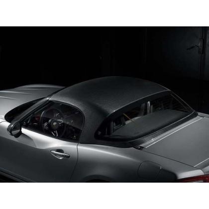 124 Spider Carbon Fibre Foldable/Detachable Roof - Hard Top